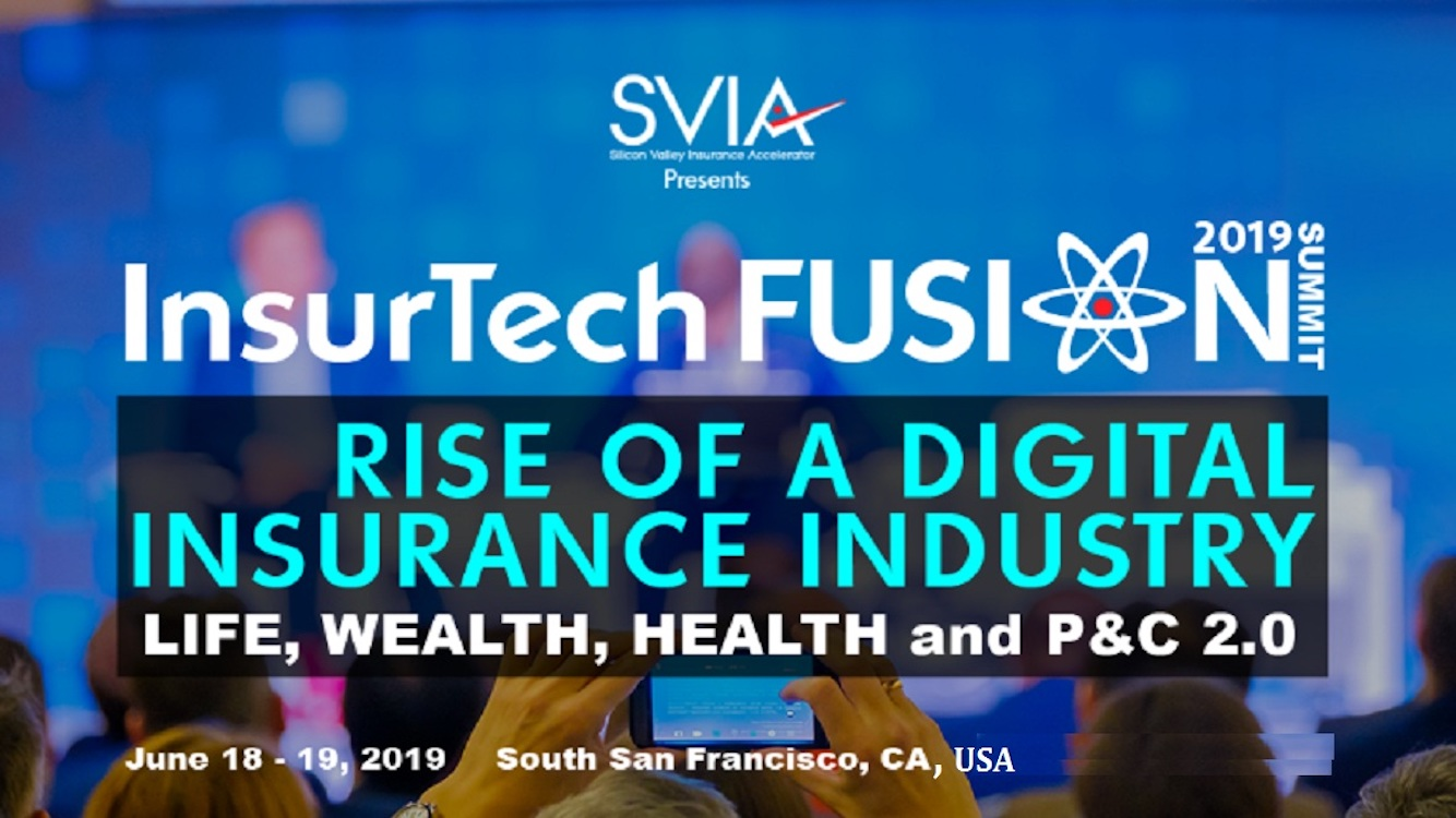 """Pinpoint CEO speaks at """"Rise of a Digital Insurance Industry"""""""