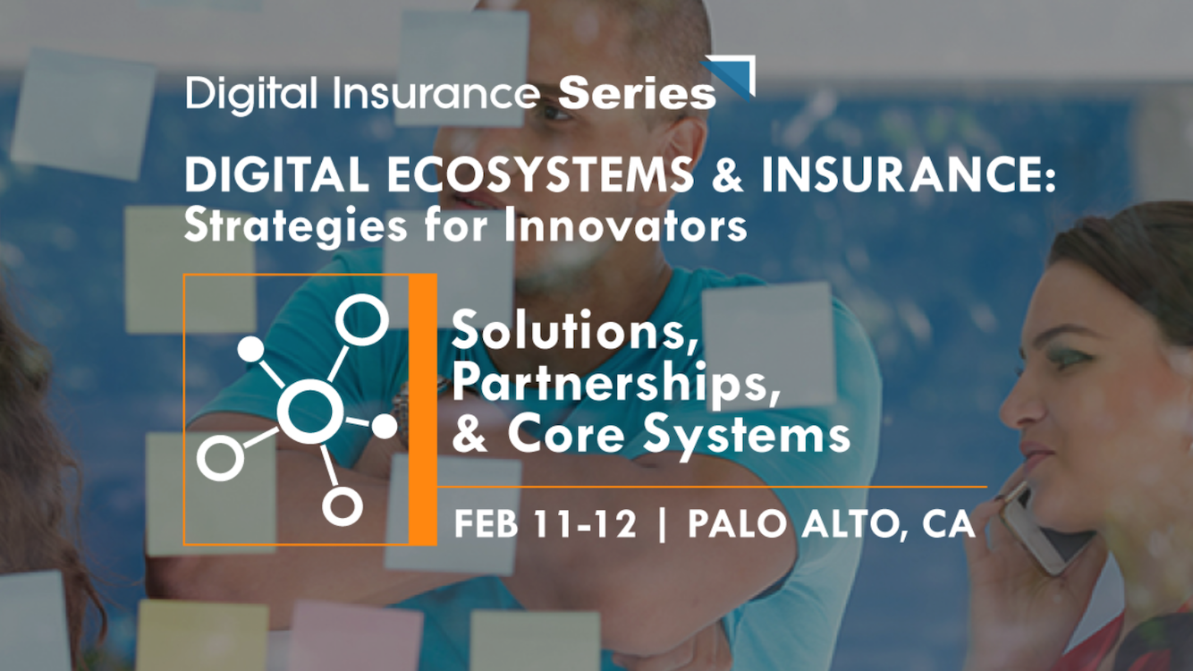 Pinpoint presents at Digital Ecosystems & Insurance conference
